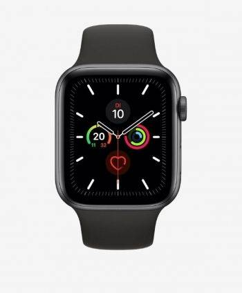 Apple Watch Serie 5 Cellular 44mm APPLE  - 1