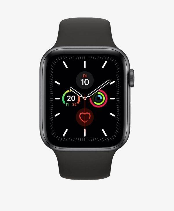 Apple Watch Serie 5 Cellular 44mm APPLE  - 1