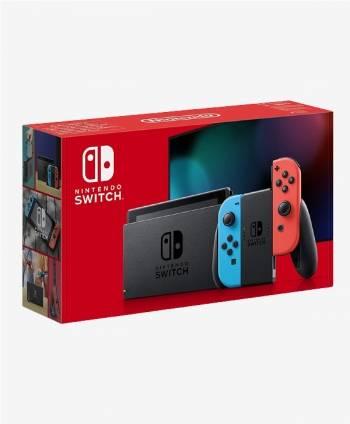 Nintendo Switch Rouge  - 1
