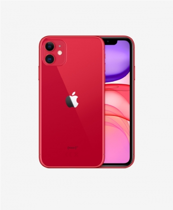 Apple iPhone 11 Reconditionné - Rouge - 64 GB APPLE  - 1