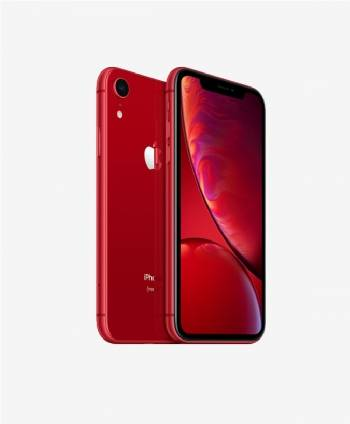 Apple iPhone XR Reconditionné - Rouge - 64 GB APPLE  - 1