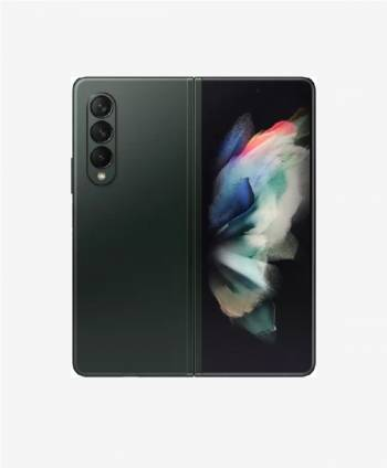 Samsung Galaxy Z Fold 3 - Phantom Green - 256 GB  - 1