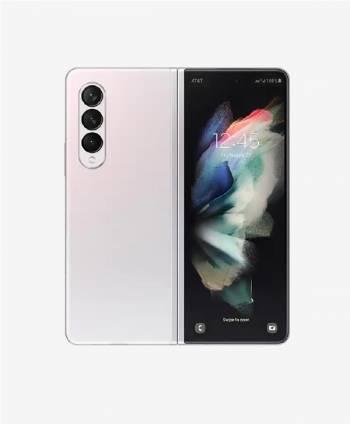 Samsung Galaxy Z Fold 3 - Phantom Silver - 256 GB  - 1