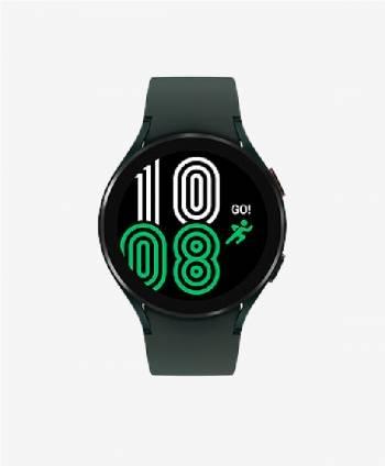 Samsung Galaxy Watch 4 - 44 mm - Vert - 4G  - 1