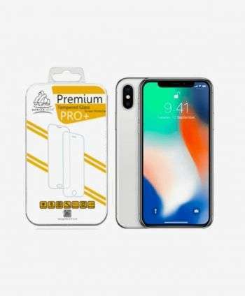 iPhone XR - Film Protection...