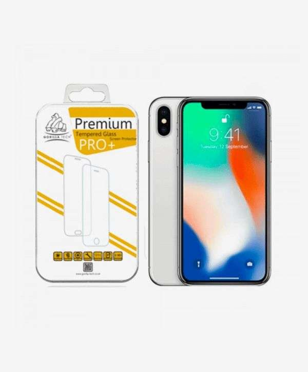 iPhone X/XS - Film Protection Écran APPLE  - 1
