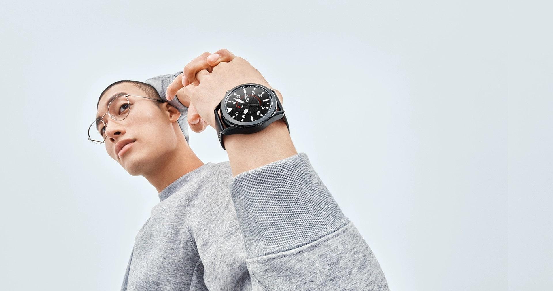 Samsung Galaxy Watch 3 (41 mm  Bronze)