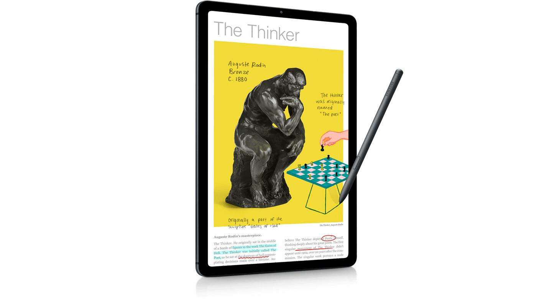Le Galaxy Tab S6 Lite